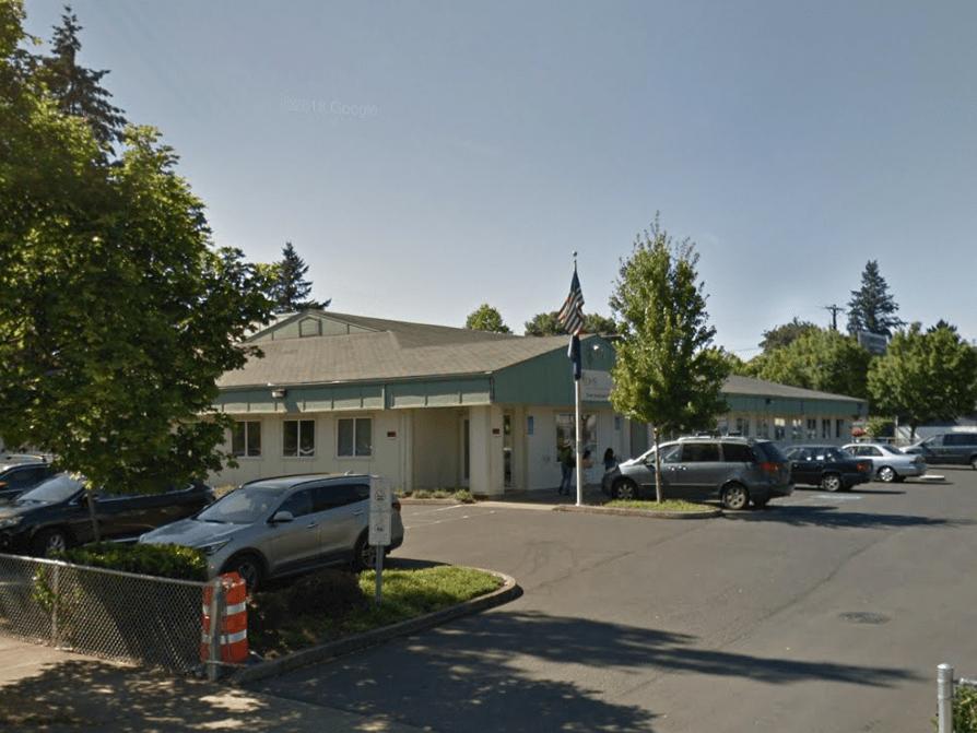 Oregon City DHS Office Food Stamp OR